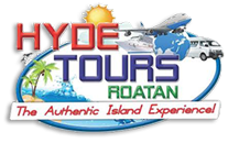 Hyde Tours Roatan, Glass Bottom Boat, Cruiseship Tours, Transport Roatan